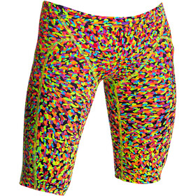 Funky Trunks Training Jammers Boys Fireworks